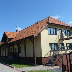 Baza szkoleniowa w Kalu, woj. warmińsko - mazurskie