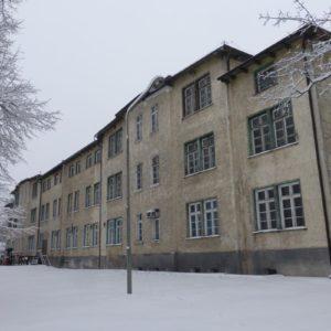 Budynek dydaktyczny, Szczytno