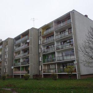 Budynek mieszkalny, Ostrów Wielkopolski