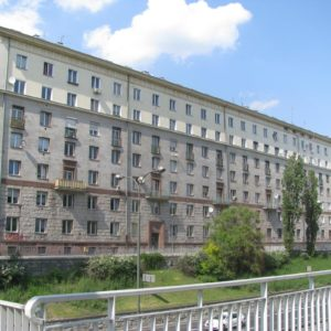 Budynek mieszkalny, Warszawa