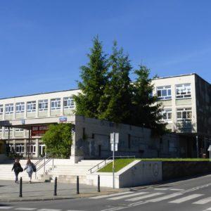 Budynek szkoły, Warszawa