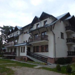 Budynek zakonny, Otwock