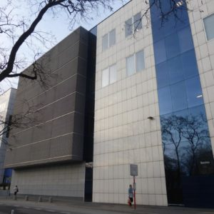 Centrum handlowe, Warszawa