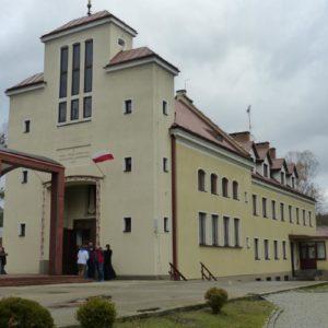 Dom zakonny z kaplicą Loretto