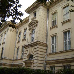 Gmach Fizyki Politechniki Warszawskiej
