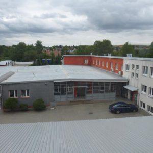 Hala produkcyjna, woj. małopolskie