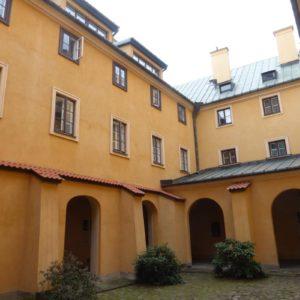 Klasztor Stare Miasto, Warszawa